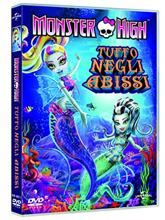 Monster High – Tuffo Negli Abissi (2015)
