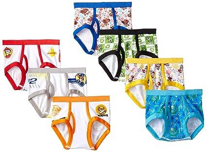 Handcraft Little Boys' Toddler Paw Patrol 7 Pack Brief