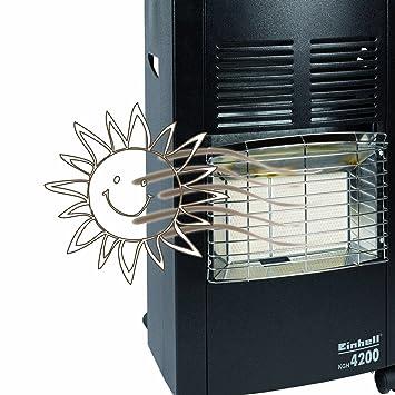 Einhell kgh 4200 4200 2332330 chauffage au gaz for Puissance de chauffage au m2