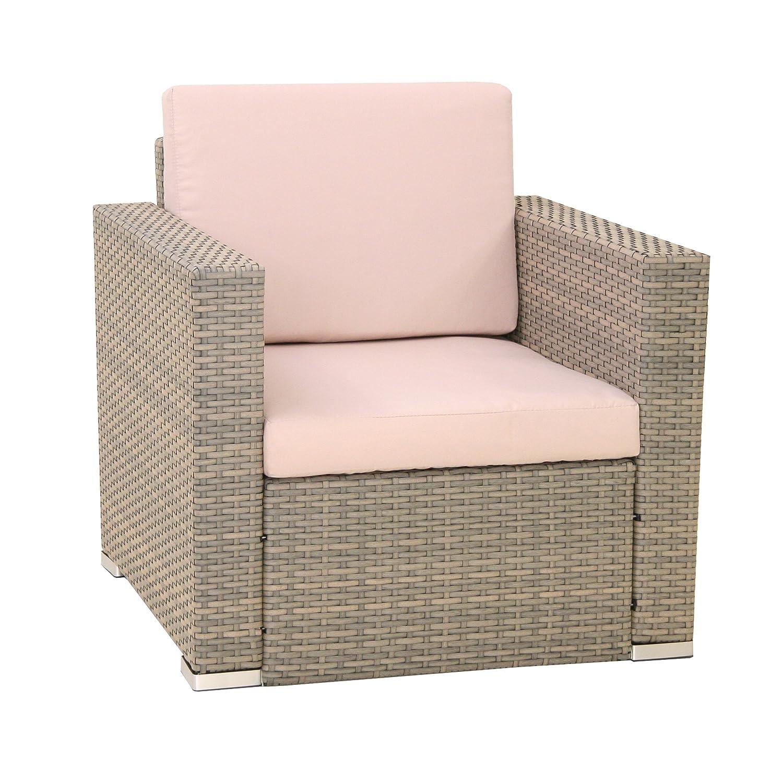 Greemotion Sessel mit Armlehne Maxime, Mehrfarbig, ca. 77 x 77 x 71 cm günstig bestellen
