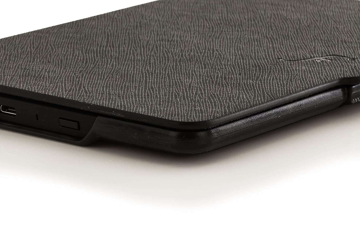 Details about Forefront Cases® Shell Smart Case Cover Sleeve Wallet for  Amazon Kindle Voyage