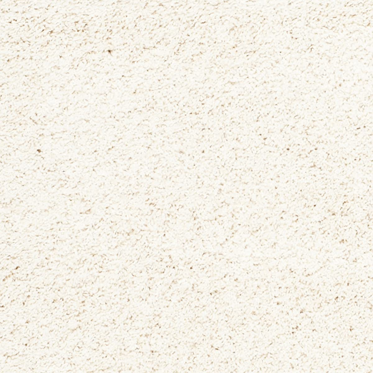 Safavieh Milan Shag Collection SG180-1212 Ivory Area Rug (6 x 9)