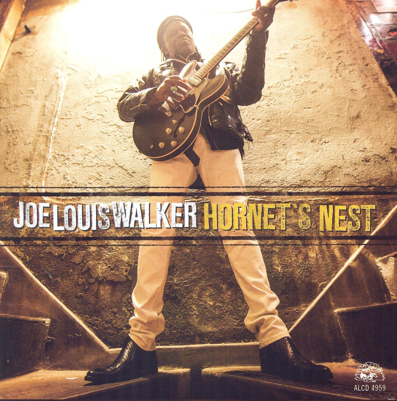 Joe Louis Walker - Hornet's Nest 91uaHa-MvOL._SL1398_