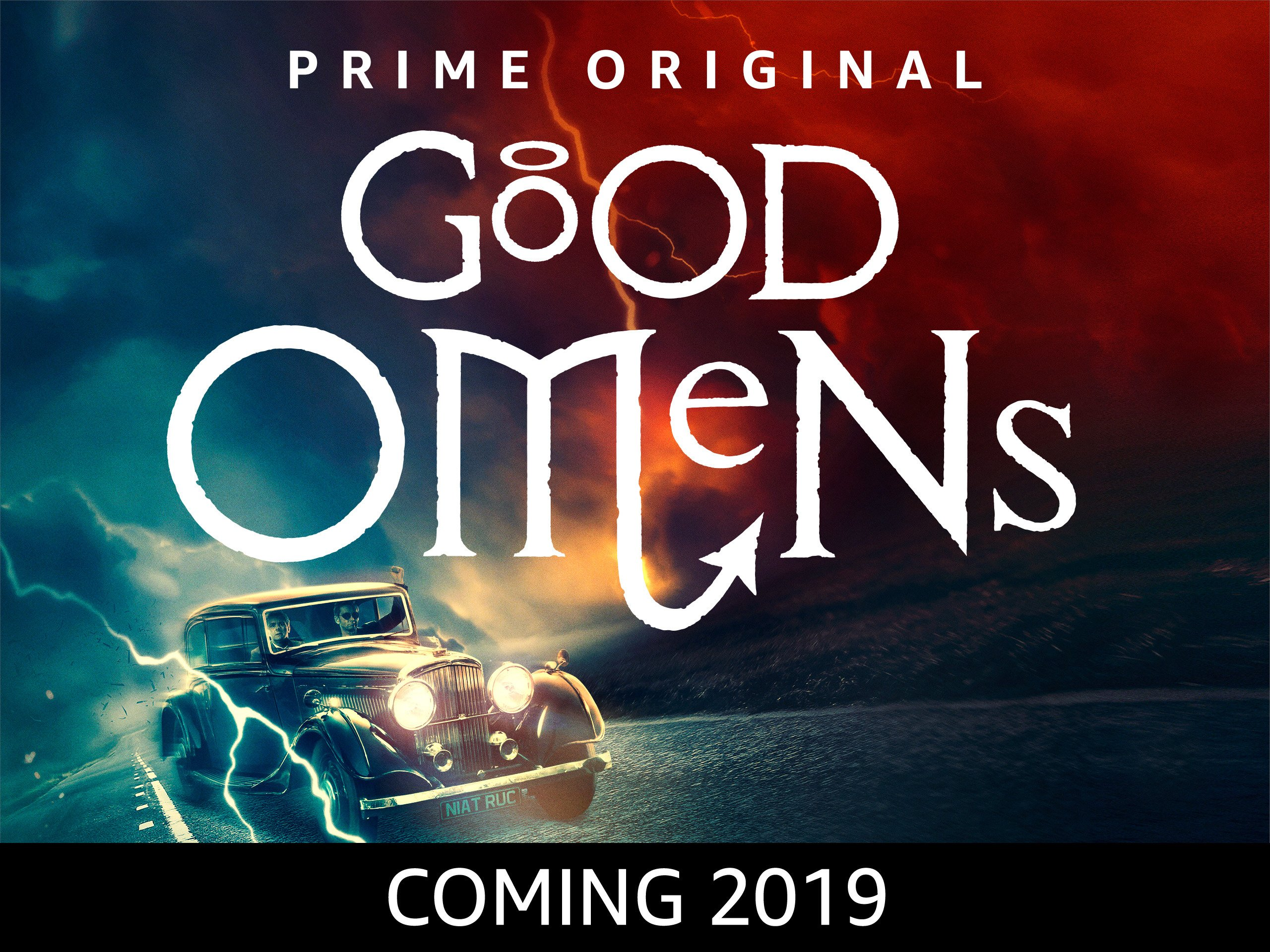 Good Omens on Amazon Prime Instant Video UK
