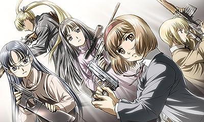 GUNSLINGER GIRL -The girl has a mechanical body. However, she is still an adolescent child.-
