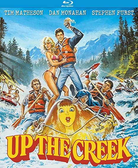 Up the Creek (1984) [Blu-ray]