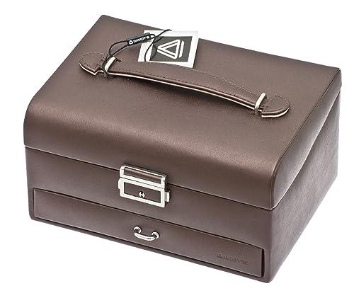 a davidt 39 s 348101 bo te bijoux femme brun bijoux m424. Black Bedroom Furniture Sets. Home Design Ideas