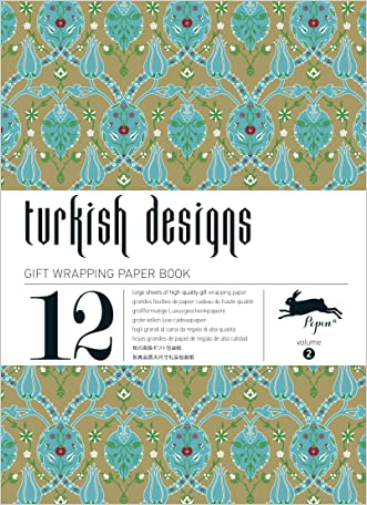 Turkish Designs : Gift and creative paper book Vol. 2