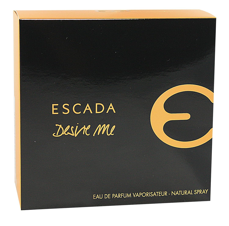 Amazoncom Escada Womens Desire Me Eau De Parfum Spray 25 Fl