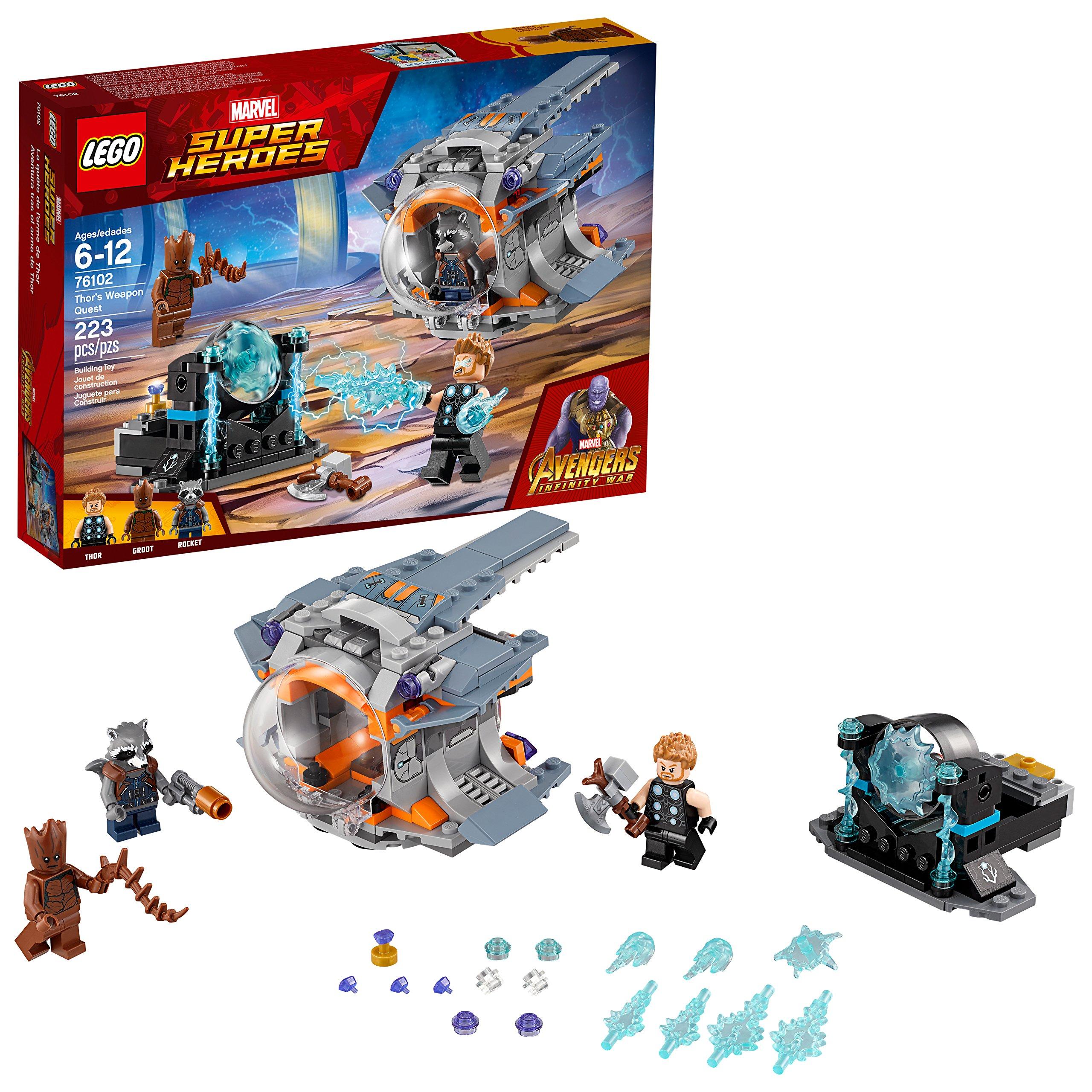 Buy Avengers Infinity War Super Heroes Marvel Lego Now!