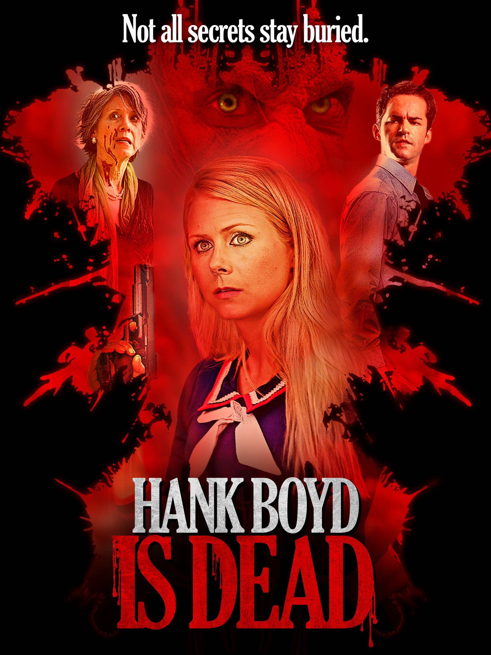 Hank Boyd is Dead