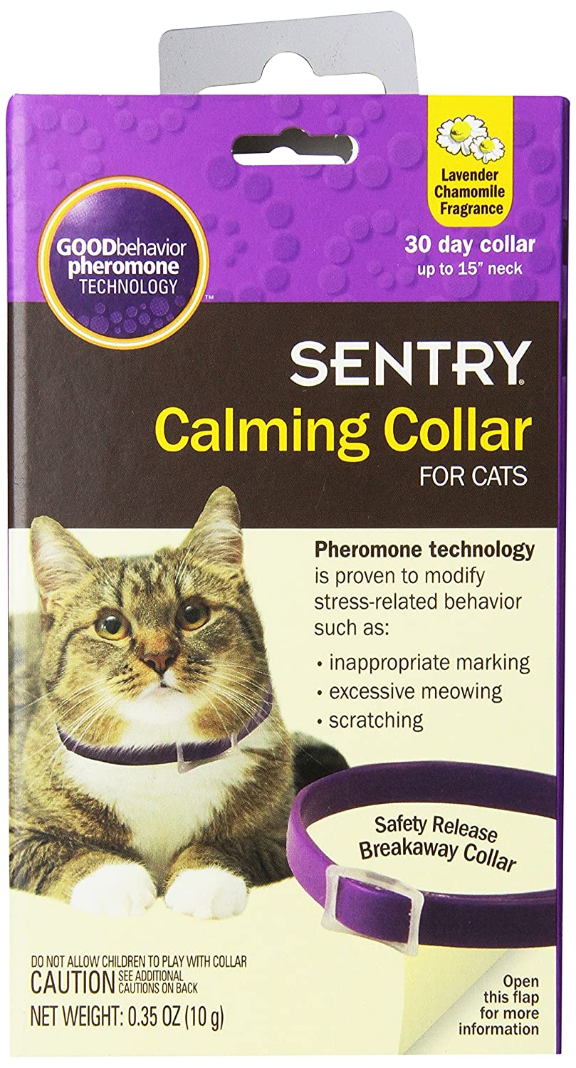 Adam Plus Breakaway Flea & Tick Collar for Cats and Kittens