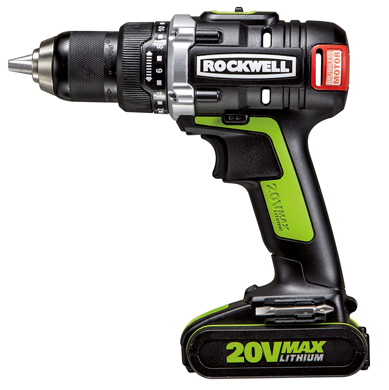 Rockwell RK2852K2 (The Ergonomic Drill)
