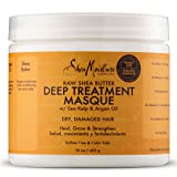 SheaMoisture Raw Shea Butter Deep Treatment Masque | Family Size | 16 oz. (Tamaño: EACH)