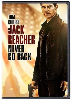 Book Cover: Jack Reacher: Never Go Back