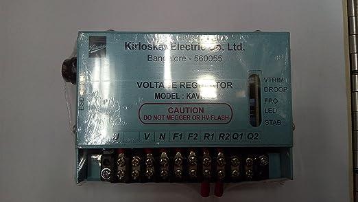 literature review of automatic voltage regulator