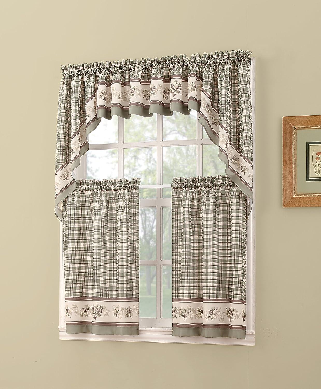Berkshire Tier Curtains