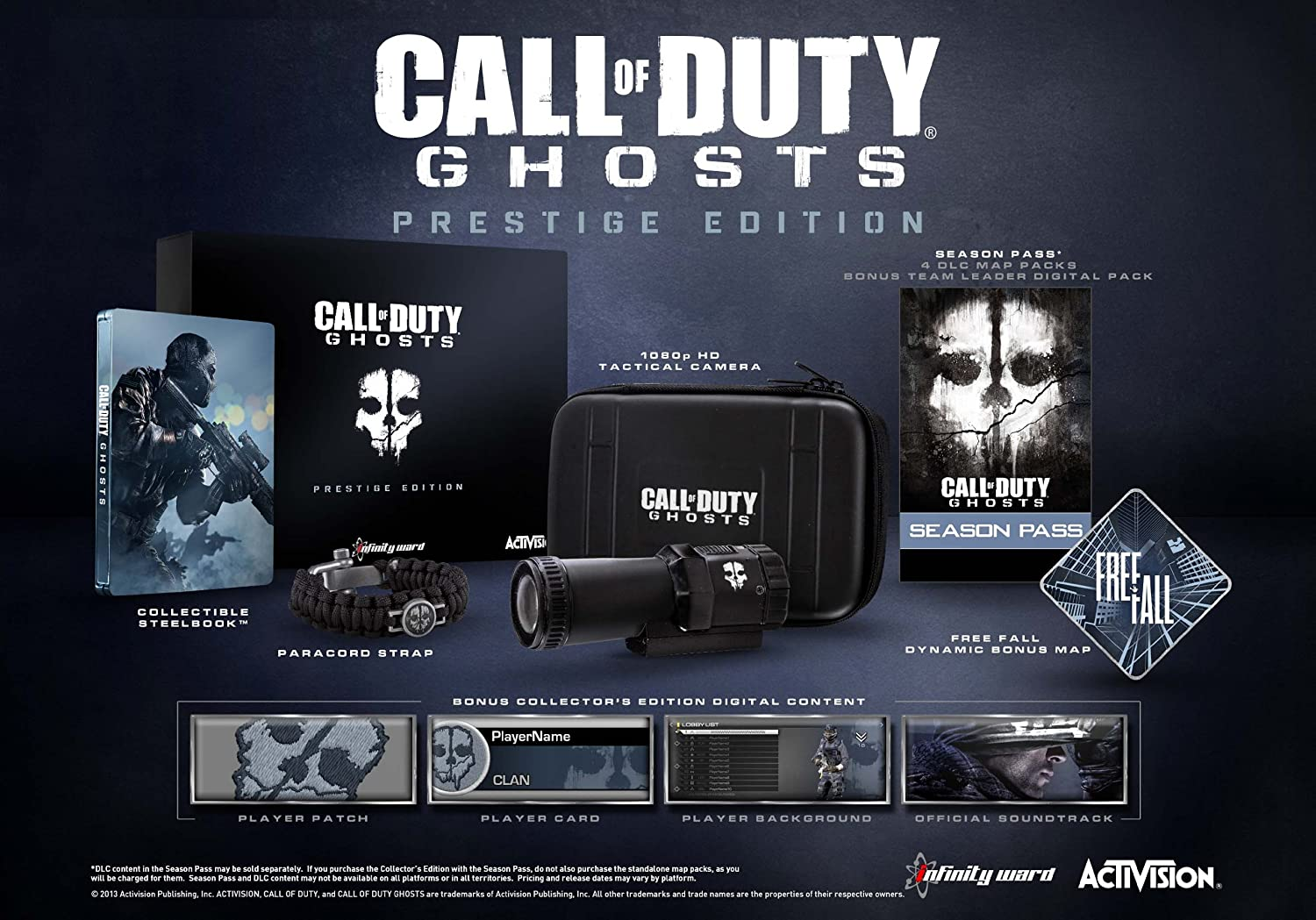 Call Of Duty Ghosts Ghost Mask Code