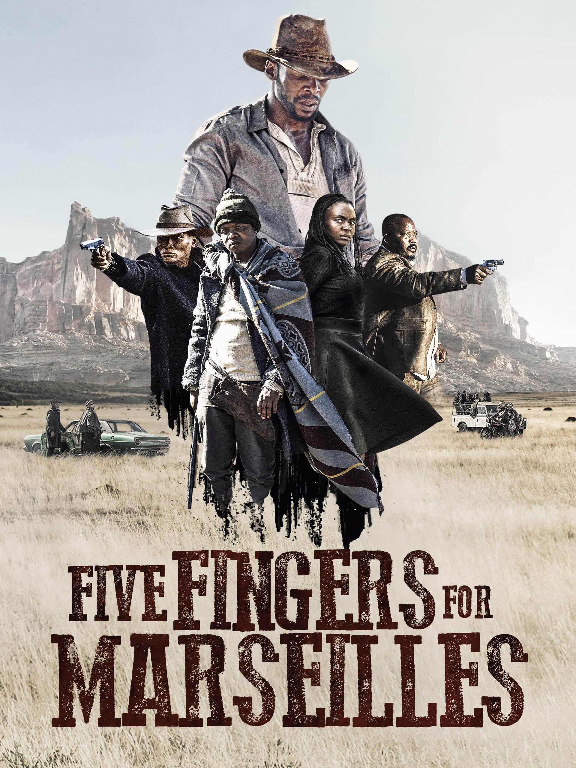 Five Fingers for Marseilles on Amazon Prime Video UK