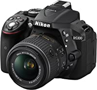 Post image for Nikon D5300 inklusive 18-55mm VR II Objektiv ab 499€ bei Media Markt
