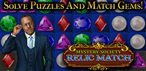Mystery Society - Relic Match: The Lost Jewel Mystery by Tamalaki