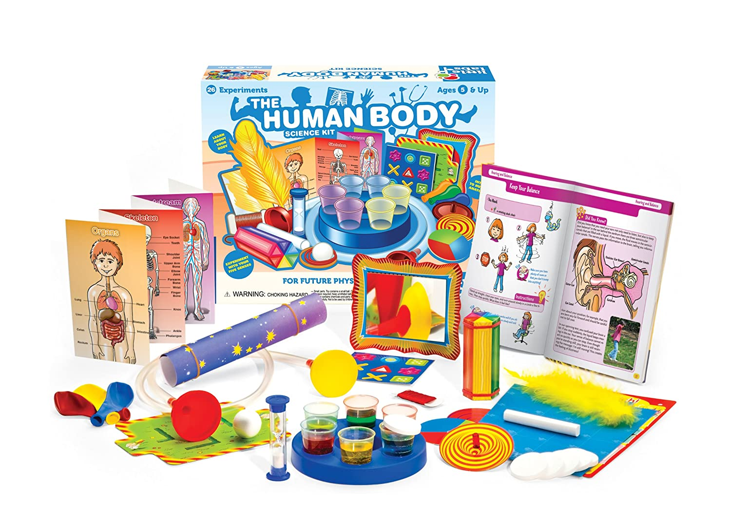 Thames & Kosmos Little Labs: The Human Body