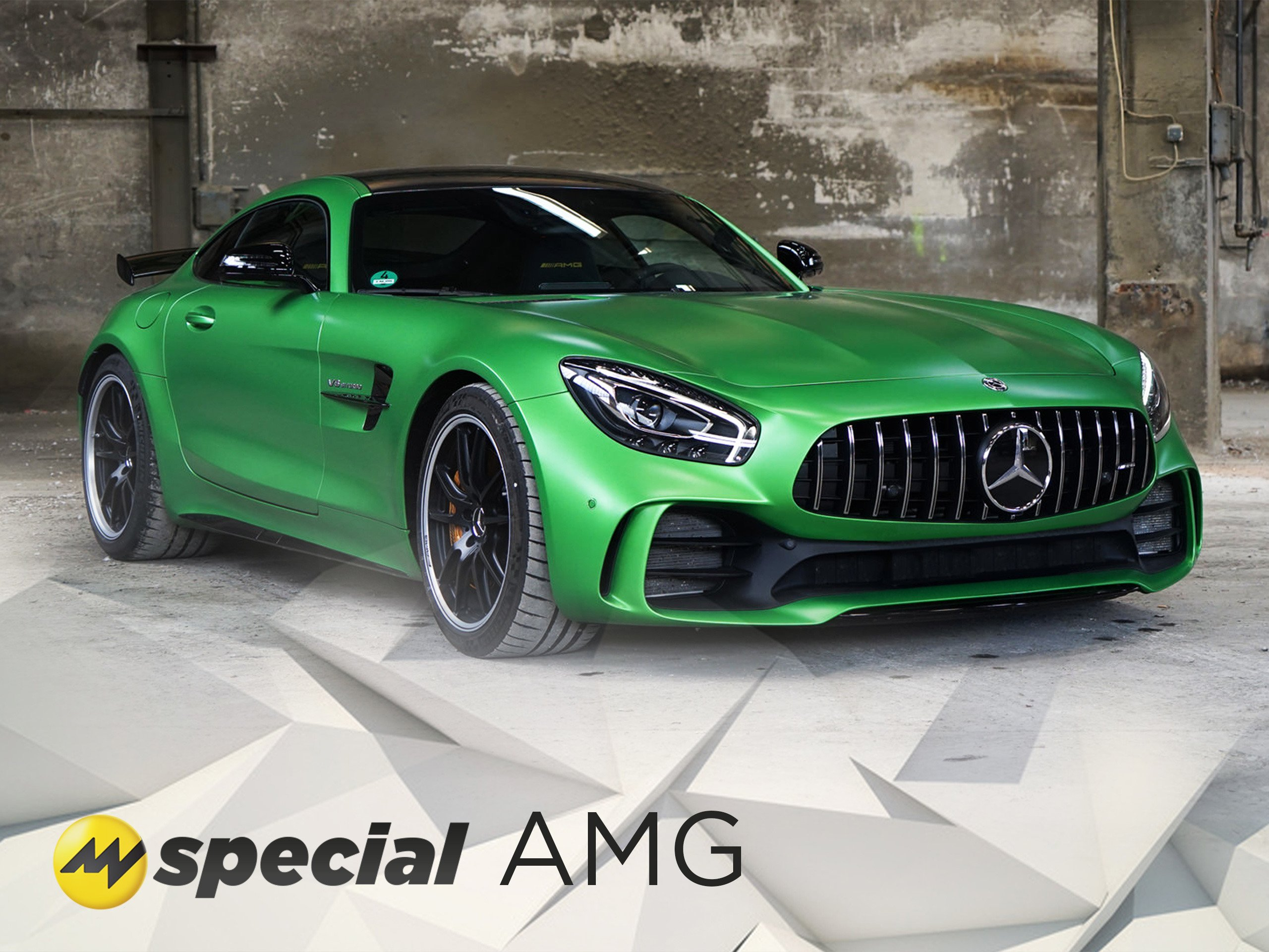 AMG Special on Amazon Prime Video UK
