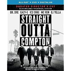 Straight Outta Compton on Blu-ray/DVD/Digital HD