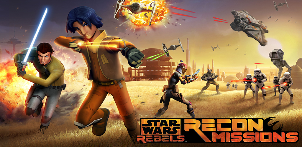Star Wars Rebels: Recon Missions Free Download | Plenty of Games