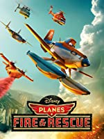 Planes: Fire & Rescue [HD]