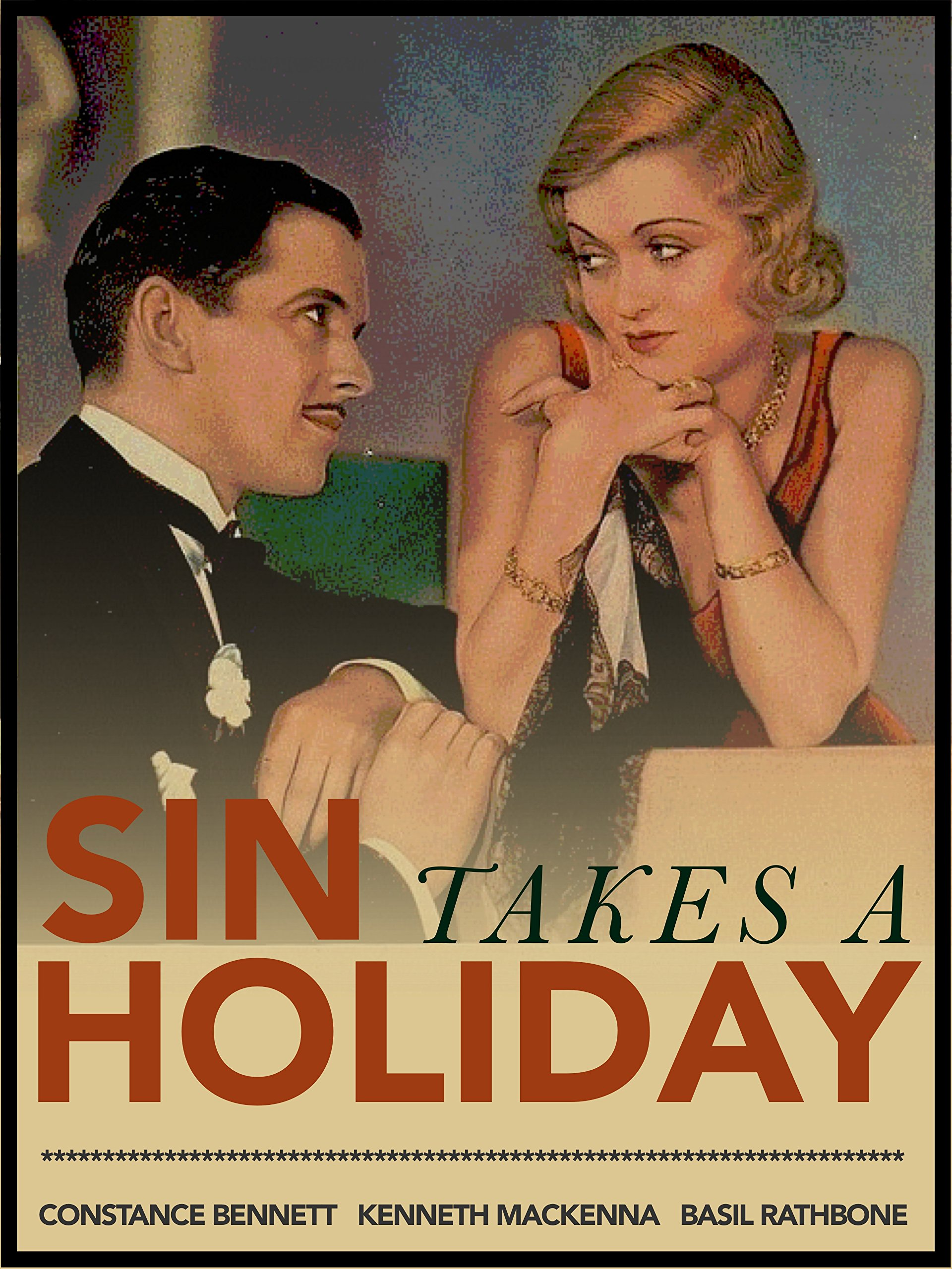 Sin Takes a Holiday on Amazon Prime Instant Video UK
