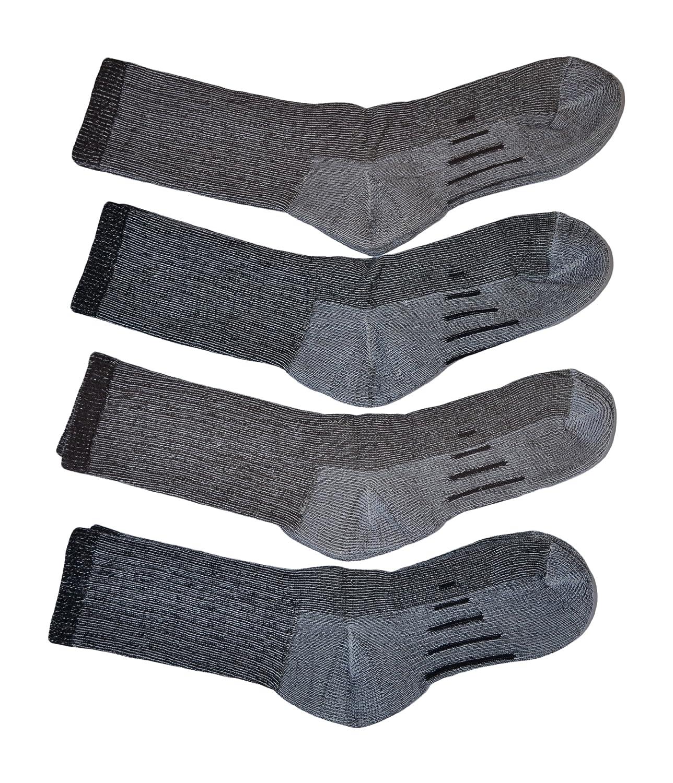 Kirkland Signature Outdoor Trail Sock Merino Wool Blend (Medium - Pack of 4) at Sears.com