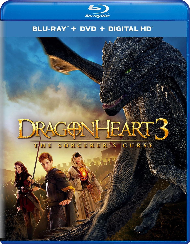 Dragonheart 3: The Sorcerer's Curse/ Сърцето на дракона 3: Проклятието на магьосника (2015)