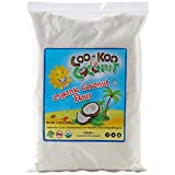 Coconut Flour Organic Non GMO 1.16 lb, w/Gluten Free Recipe E- Book, Low Carb Flour, Keto, Paleo Friendly (Tamaño: 1.16 lb)