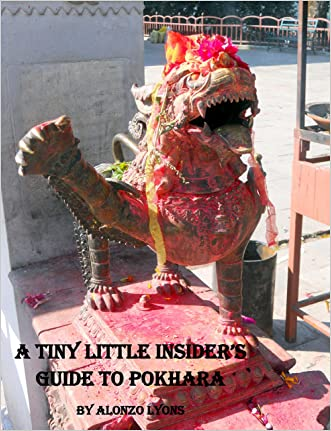 A TINY LITTLE INSIDER'S GUIDE TO POKHARA (Nepal Insider Editions)