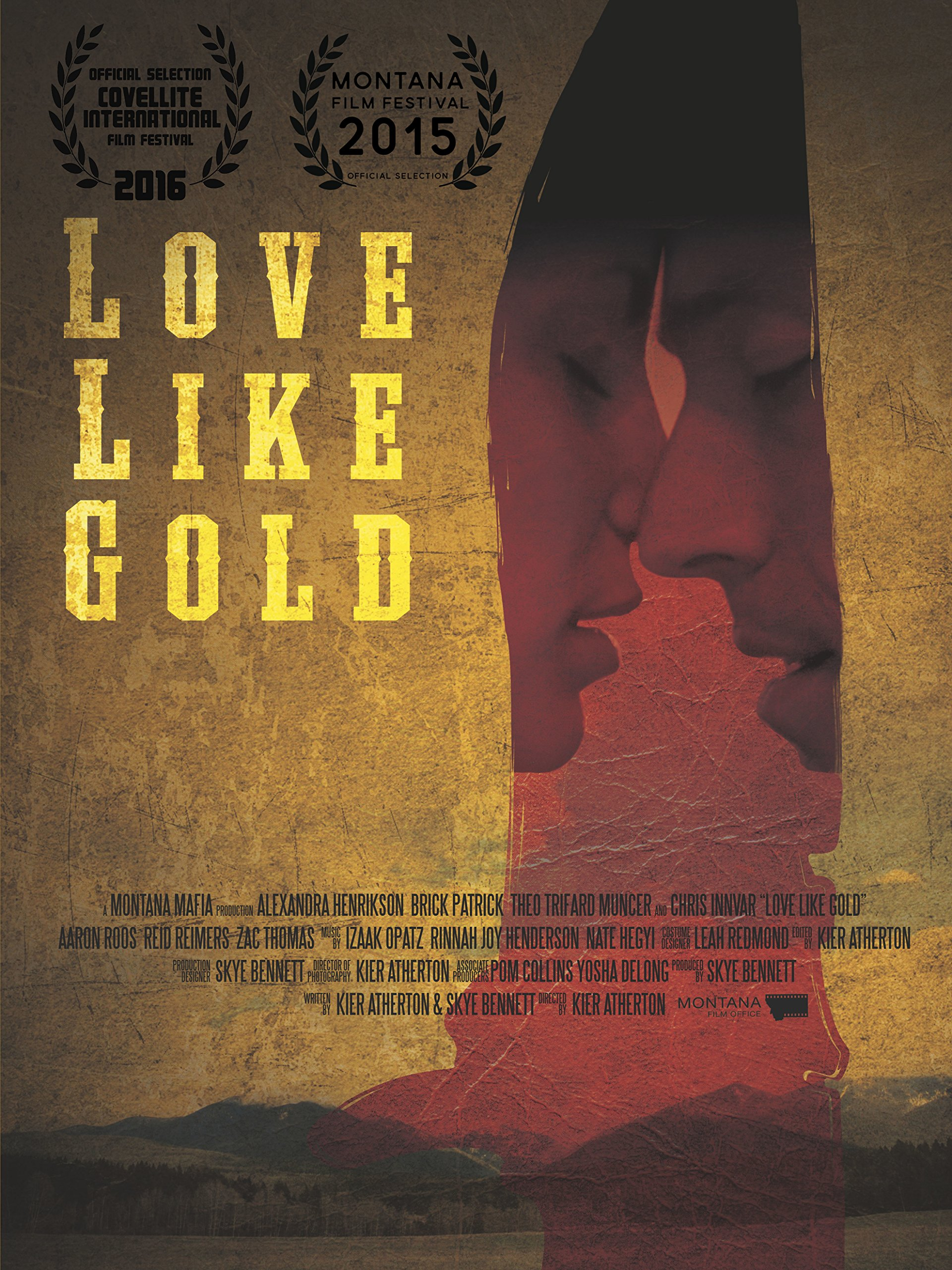 Love Like Gold on Amazon Prime Instant Video UK
