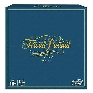 Hasbro - C19401010 - Trivial Pursuit