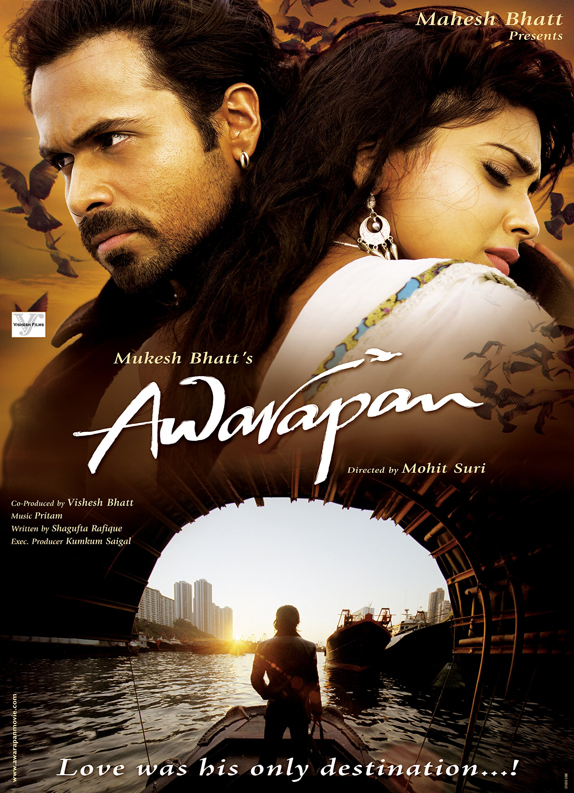 Awarapan on Amazon Prime Video UK