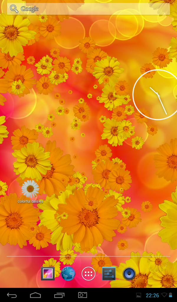 Amazon.com: Colorful daisies wallpaper: Appstore for Android