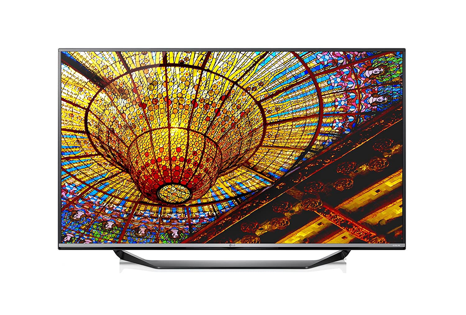 LG Electronics 49UF6700 49-Inch 4K Ultra HD LED TV