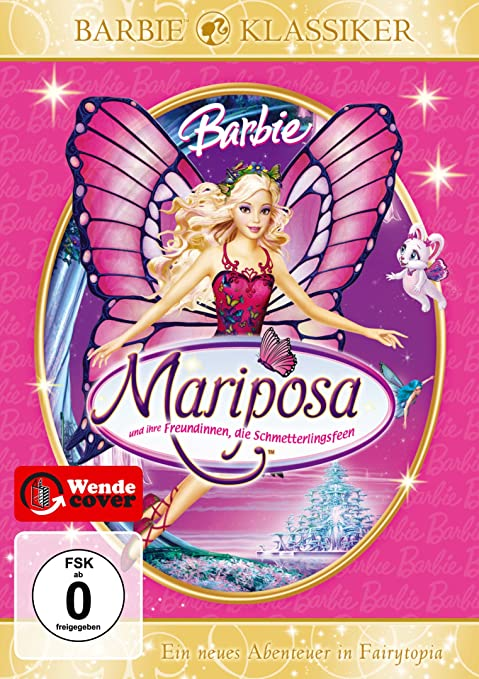 barbie mariposa conrad helten dvd amp blu ray. Black Bedroom Furniture Sets. Home Design Ideas