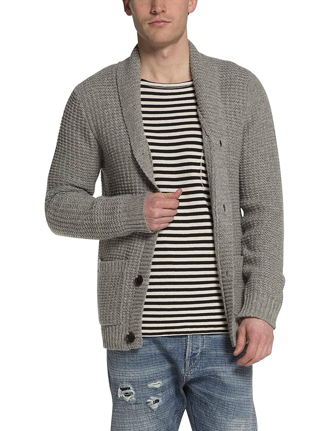 Scotch & Soda Herren Strickjacke 15060660391