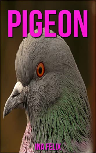 Pigeon: Children Book of Fun Facts & Amazing Photos on Animals in Nature - A Wonderful Pigeon Book for Kids aged 3-7