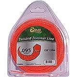 Grass Gator Z5095 Zip String Trimmer Line Pro Small Donut 128-Feet x .095 (Color: Original Version)
