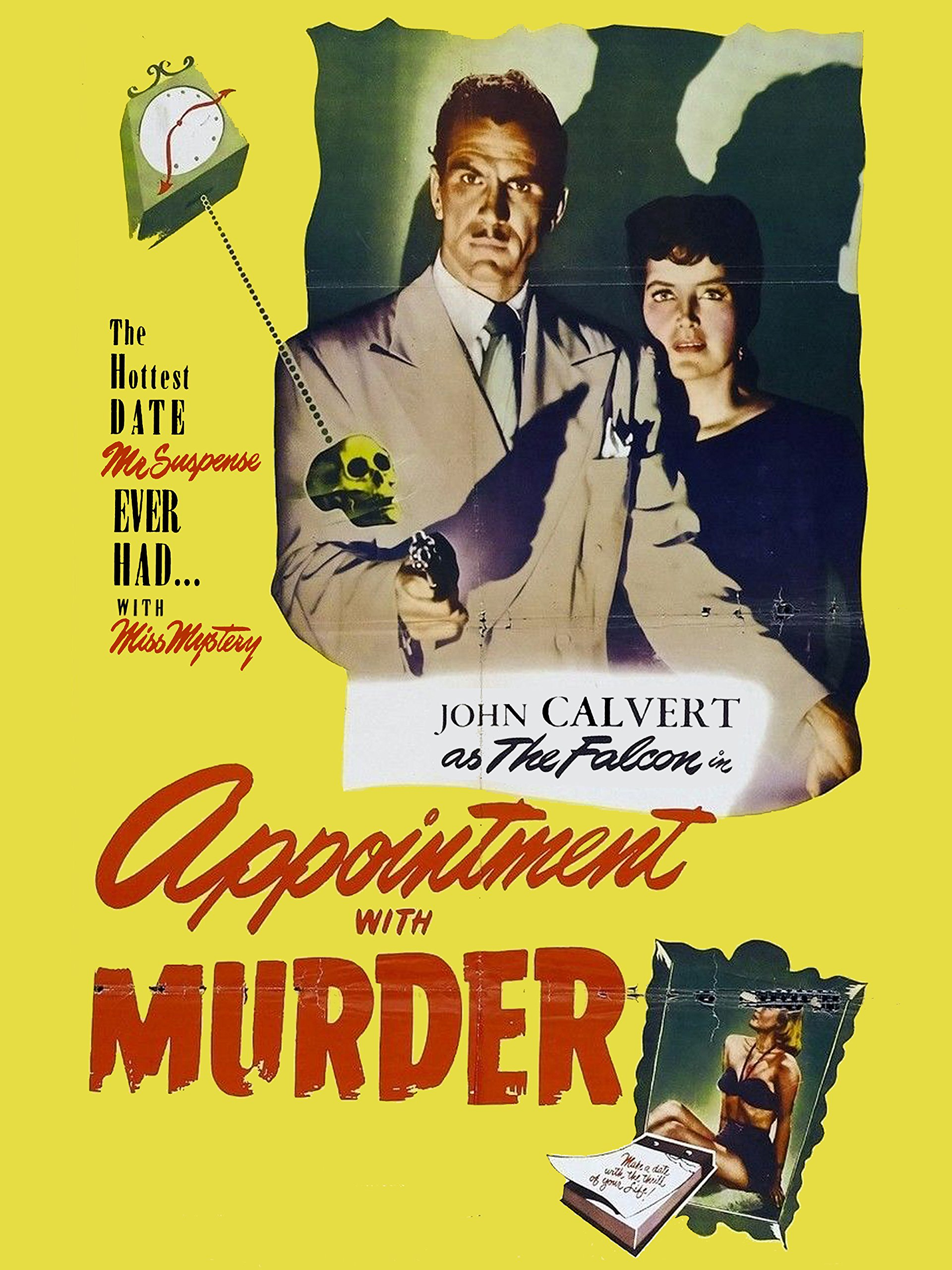 Appointment with Murder on Amazon Prime Instant Video UK