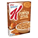 Limited Edition! Kellog's Special K Pumpkin Spice Crunch - Two (2) Pack