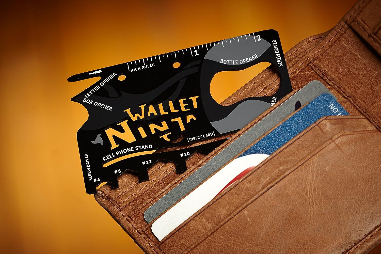 Wallet Ninja – 18 Tools