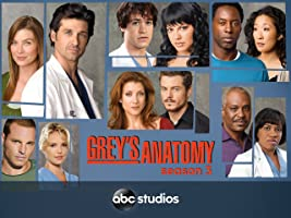 Grey's Anatomy Season 3