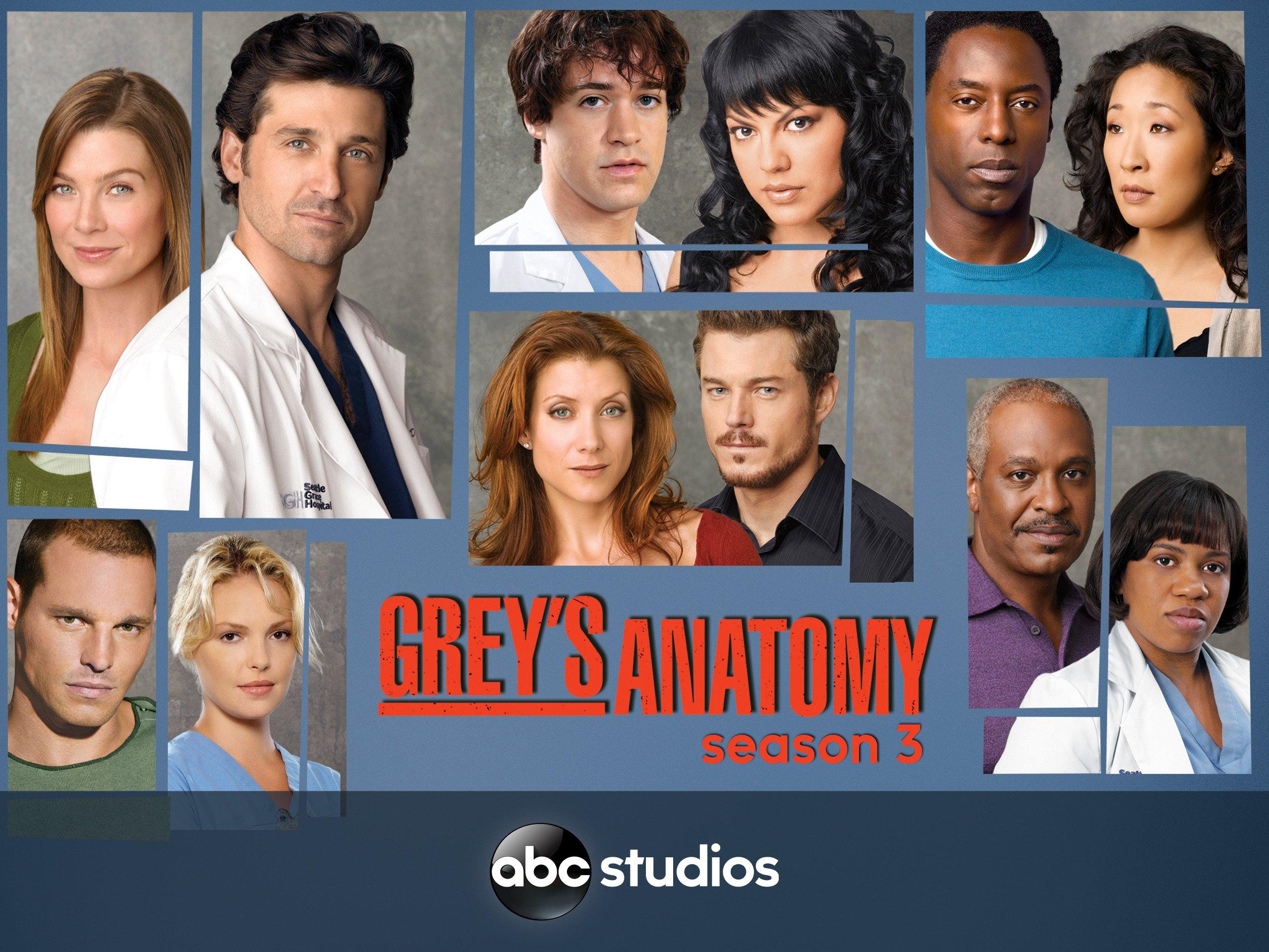 Watch \'Grey\'s Anatomy Season 3\' on Amazon Prime Instant Video UK ...