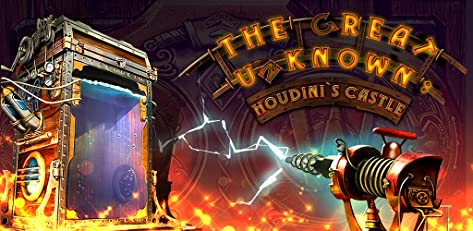 The Great Unknown: Houdini's Castle (Full)